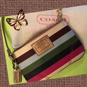 Small Wristlet by Coach